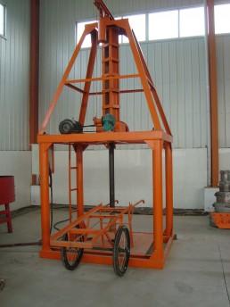 utilaj fabricare tuburi beton