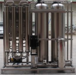 instalatie tratare apa