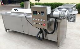 linie procesare cartofi