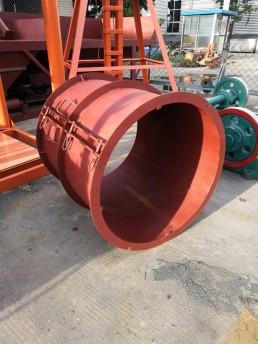 presa tuburi beton